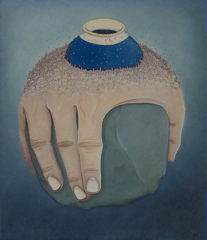 Tirando pietre nel profondo blu - Throwing stones into the deep  blue