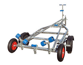 EXT 500 LAUNCHER CMBO BOAT TRAILER