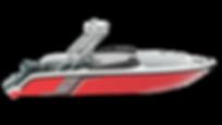 Wave Boat 656 Wake
