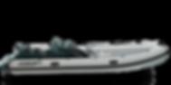 Wave Boat RIB 575 Sunbed