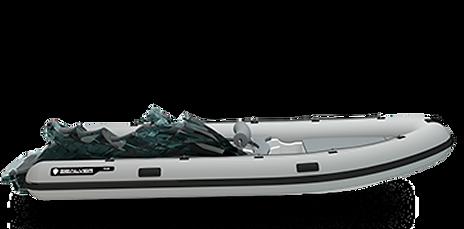 Wave Boat RIB 575 Suneck