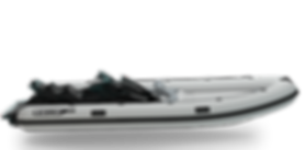 Wave Boat RIB 575 Deck Out