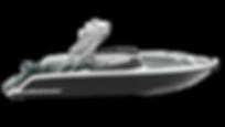 Wave Boat 656 Full Wake