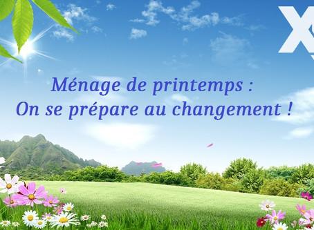 🌷🍀Ménage de printemps : on se prépare au changement !🍀🌷