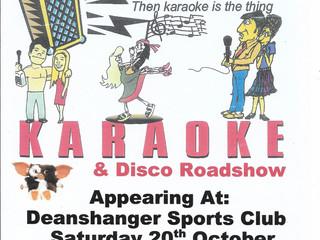 Karaoke & Disco Night