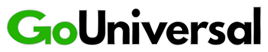 GoUniversal Logo (Accessibility, Aging-i