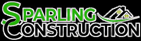 Sparling Construction Logo (Transparent)