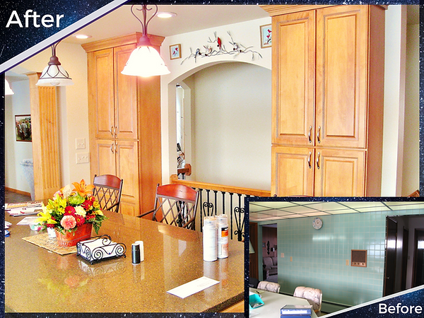 Sparling Construction Before & After (12