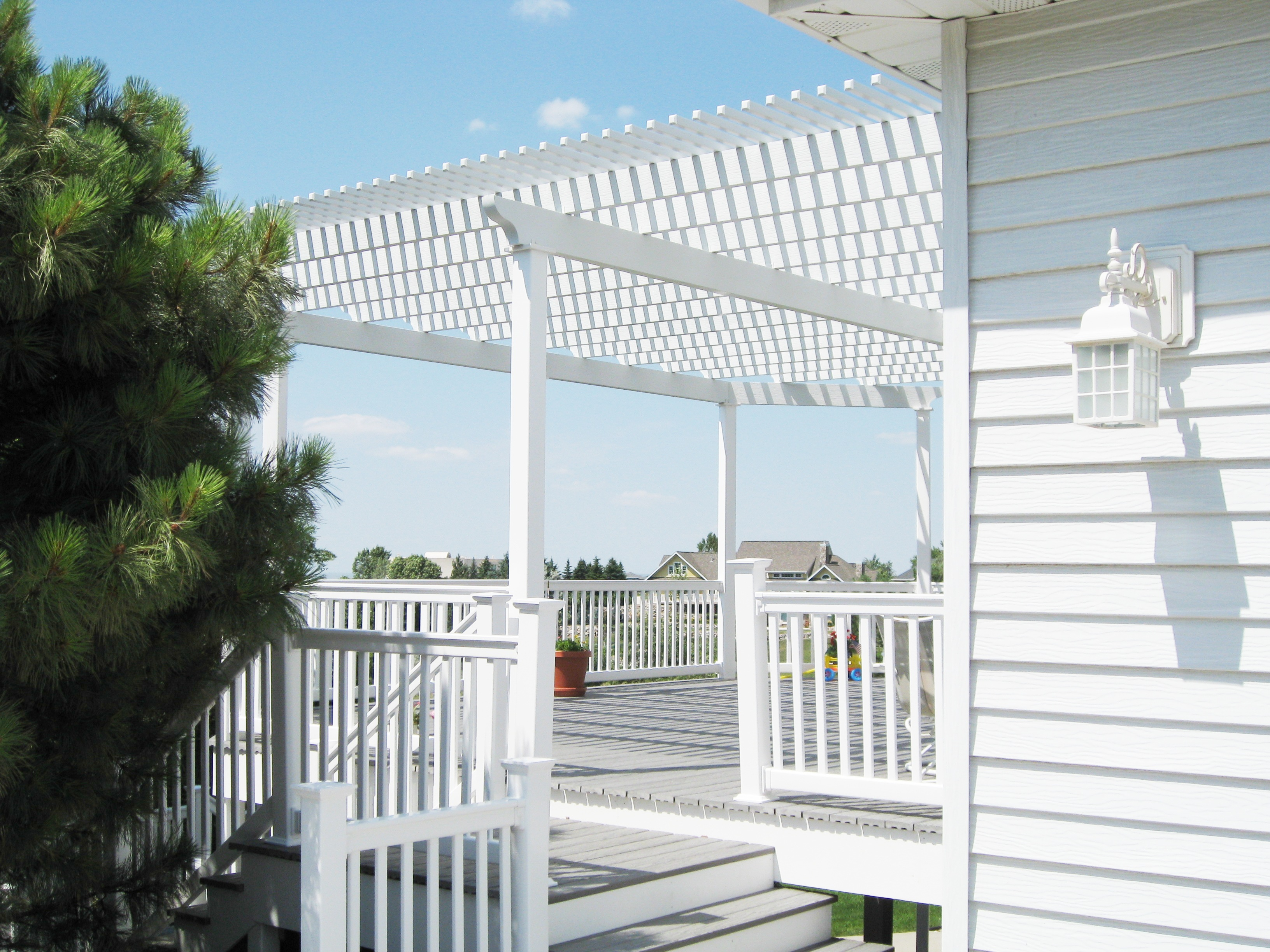 Stegmiller Deck and Lattice After View 2