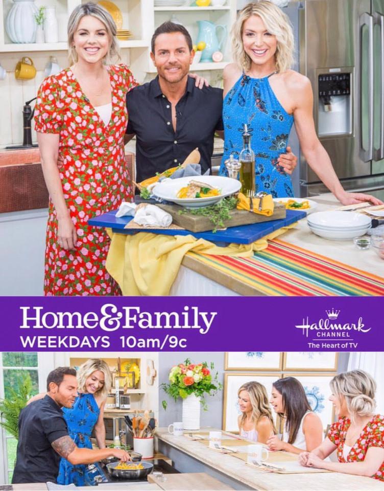 Home and Family Hallmark channel Jason R