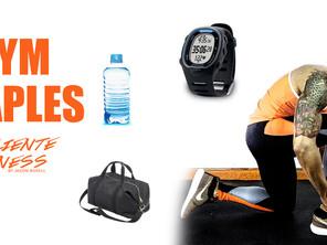 Gym Bag Staples