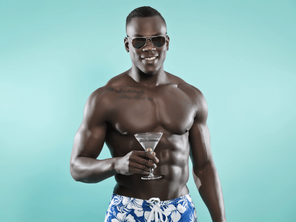 How to drink alcohol and stay in shape.