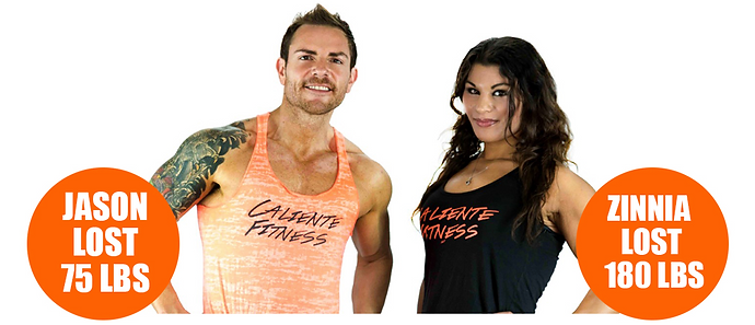 Caliente Fitness Workouts Jason Rosell