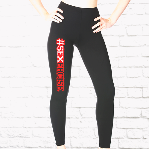 SEXERCISE YOGA PANTS