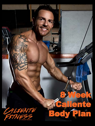 Lose weight and become strong in 60 days with the Caliente Body Plan