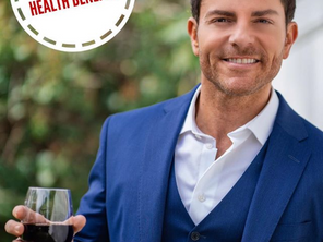 10 red wine health benefits 🍷 ❣️💪🏻
