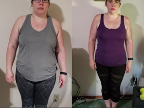"Super mom of 3  ""Inside Out"" Transformation!"