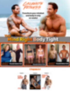 Mind Right Body Tight by Jason Rosell
