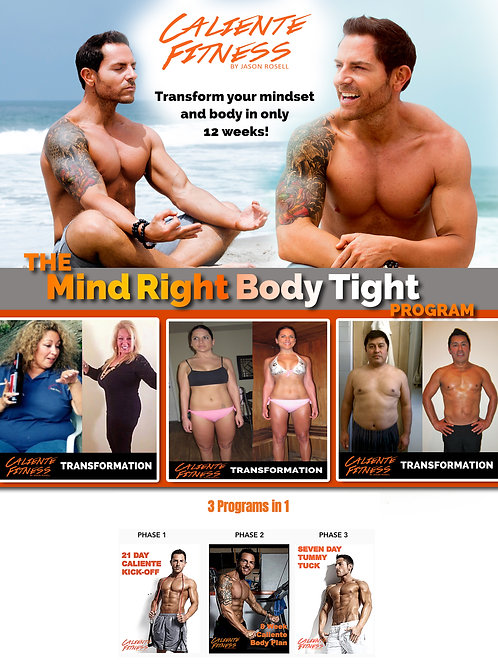 MIND RIGHT BODY TIGHT PROGRAM