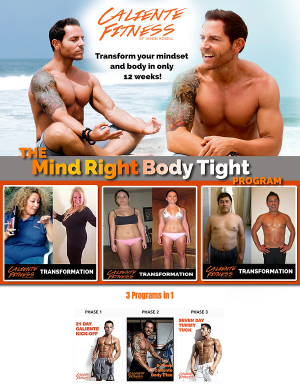 Mind Right Body Tight Program by Jason R