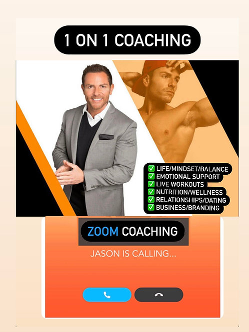 1 (45 Minute) Coaching Session