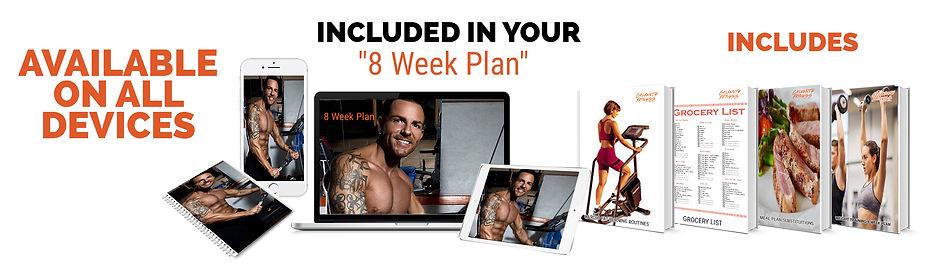The Caliente Body 8 week plan by Caliente Fitness