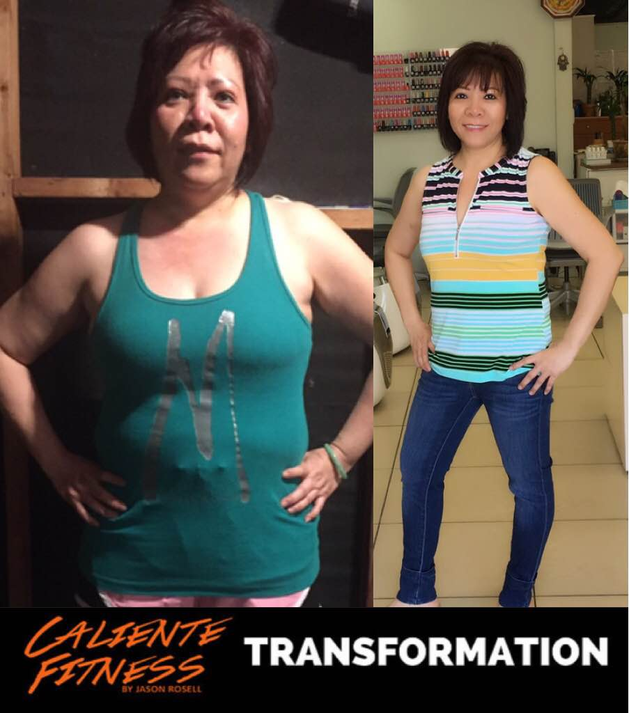 Caliente Fitness Programs _ Online Client Transformation