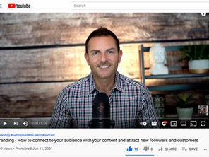 Social Media Branding and Marketing tips on how to attract followers & attain clients.