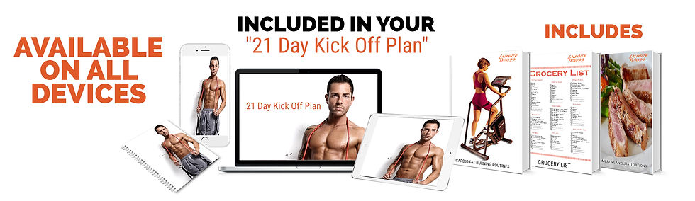 The 21 Day Kick Off Plan by Caliente Fitness