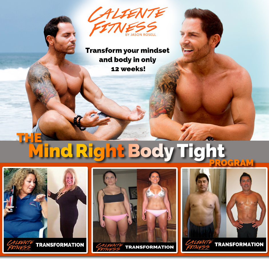 Mind Right Body Tight Programs by Jason