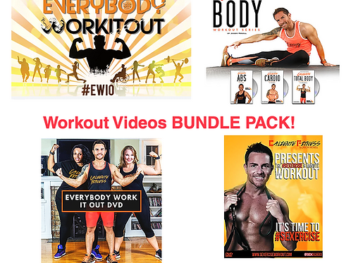 All Caliente Workout Videos BUNDLE PACK