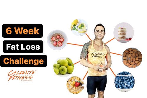 6 Week Fat Loss Caliente Challenge