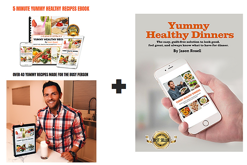 Ebook Recipe Books Bundle