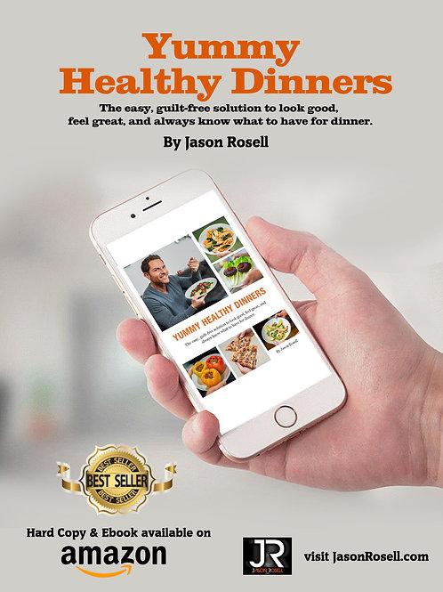 Yummy Healthy Dinners Ebook