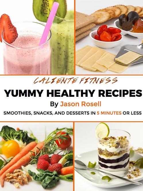Yummy Healthy Recipes Ebook