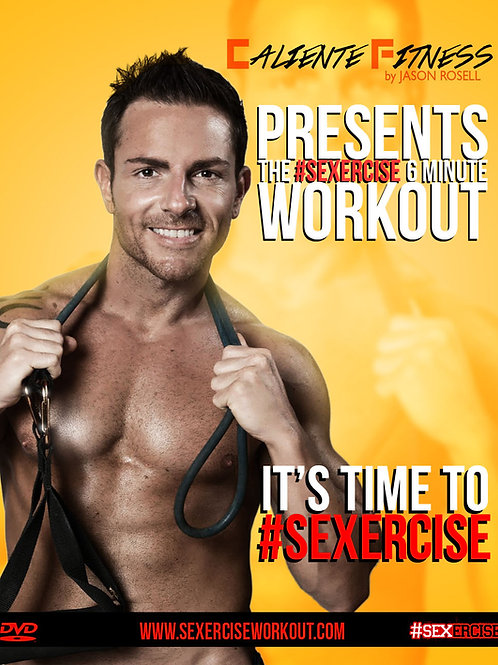 SEXERCISE WORKOUT DVD (DIGITAL DOWNLOAD)