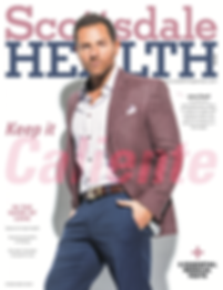 Celebrity Life and Wellness coach Jason Rosell Scottsdale Health Magazine