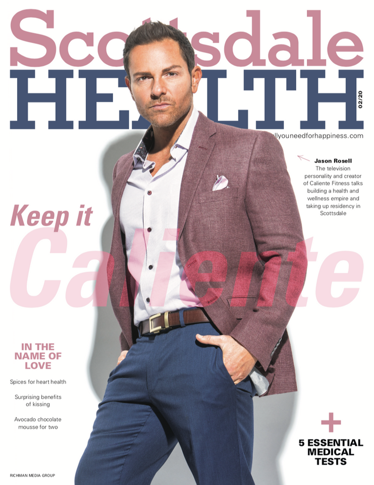 Jason Rosell Scottsdale Health Magazine