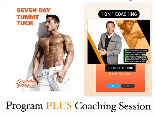 7Day Plan +1 Coaching Session