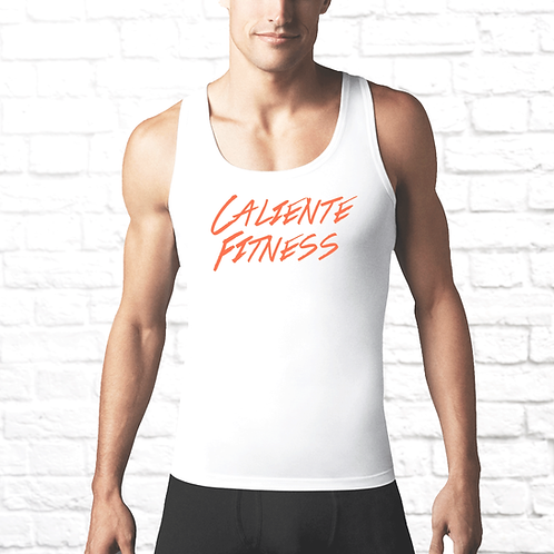 Caliente Fitness Mens Tank Top