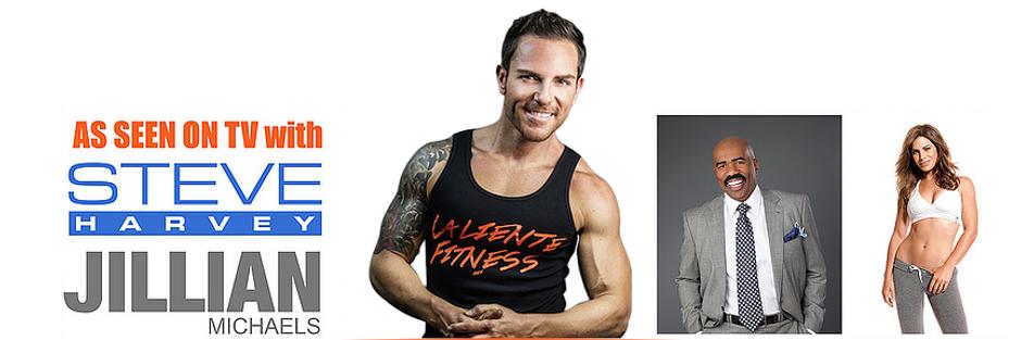 Jason Rosell celebrity trainer caliente fitness