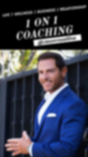 Jason Rosell Life Coach | Business Coach | Relationship Coach | Wellness coach
