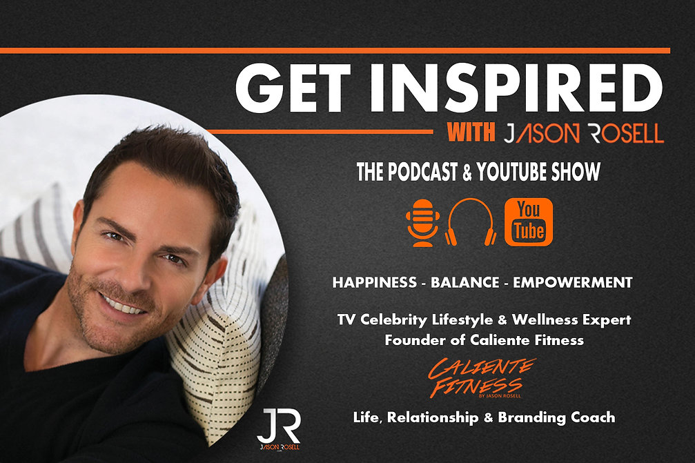Jason Rosell Celebrity Lifestyle & Wellness Expert Founder of Caliente Fitness