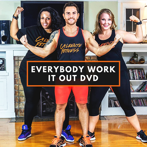 EVERYBODY WORK IT OUT DVD (DIGITAL DOWNLOAD)