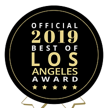 Best Of Los Angeles Award 2019 Jason Ros