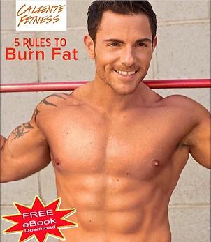 Jason Rosell 5 rules to burn fat free ebook