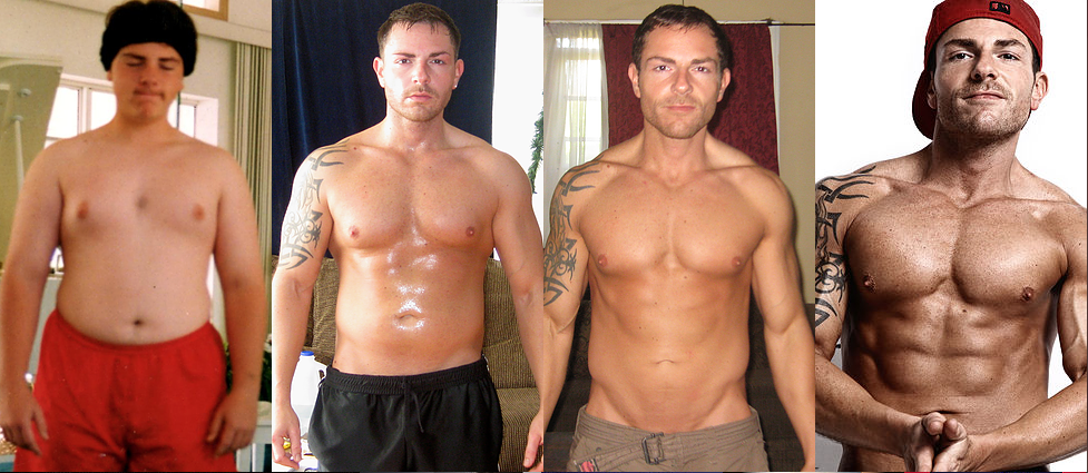 Jason Rosell Fat Loss Transformation