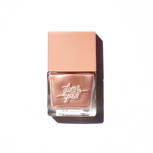 Glam & Grace Vegan Nail Polish - Shifting Sands