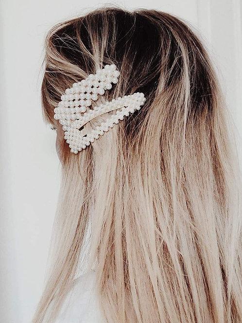 Rooney Pearl Hair Clip