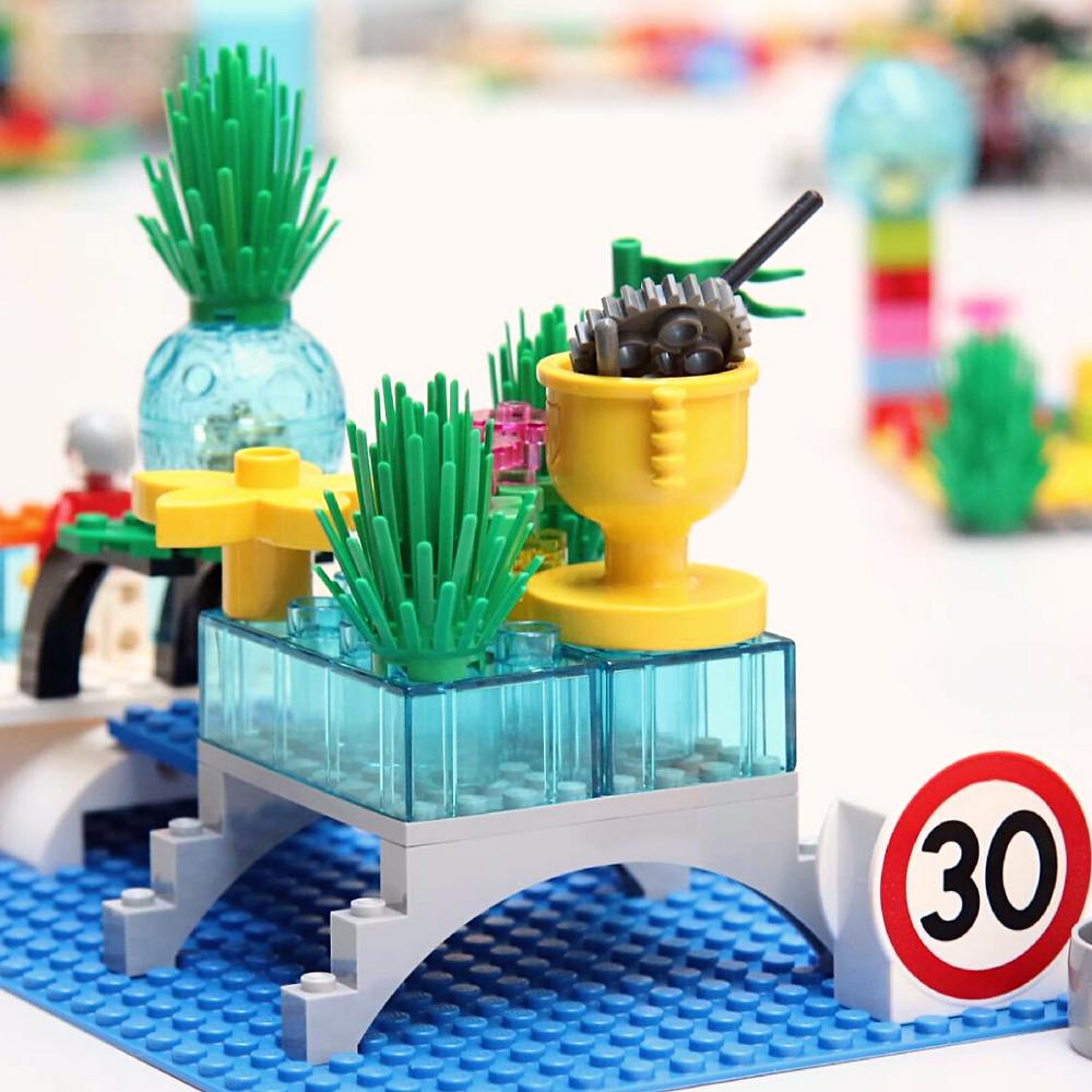 Méthode Lego® Serious Play® au service des musées